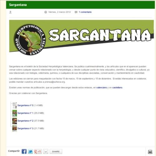 Sociedad Herpetológica Valenciana